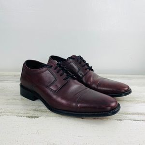 Johnston & Murphy Lace Up Oxford Shoes